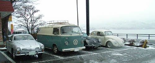 VW kuru kuru cruise