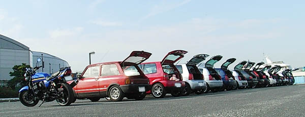 Euro Hot Hatch Meeting