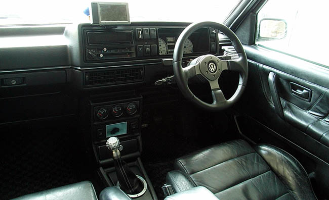 2 volkswagen golf2