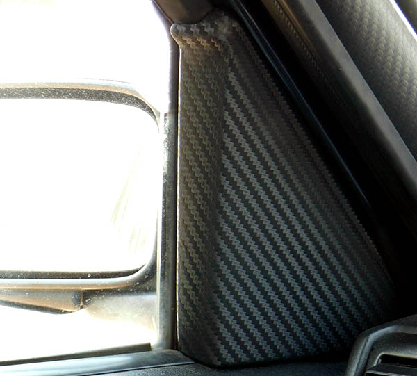 3M DI-NOC carbon fiber sheet