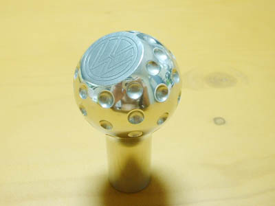 Golf Ball Shift Knob (Aluminium)