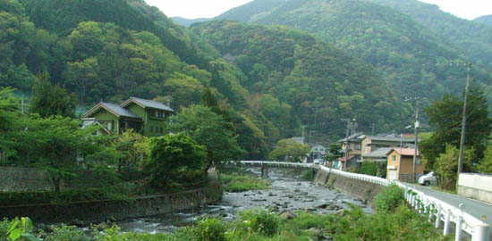 Japan Travel/Izu/Onsen/Hot spring
