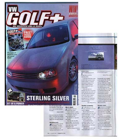 The Golf +