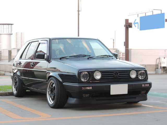 Volkswagen GOLF2