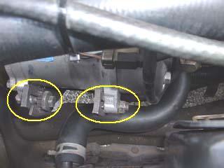 VWGOLF 2 - The replacement of V-belts