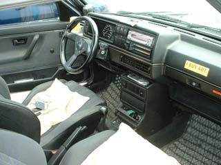 Volkswagen Golf Mk2 Hiro S 1988 Volkswagen Golf Mk2 Gti 16v