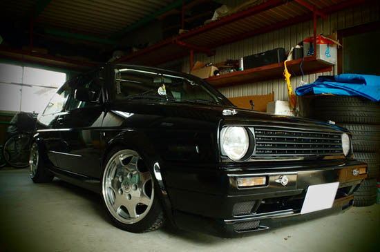 4 Door Porsche >> hyde-yan182 - 1990 Volkswagen Golf Mk2 CLI