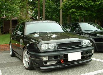 Isamu's 1994 Volkswagen Vento GLI (Jetta Mk3 GLI)