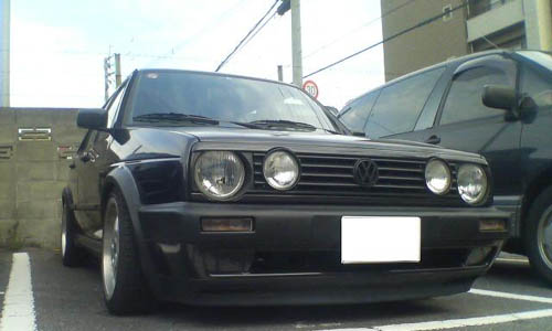 KS's VW GOLF MK2