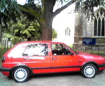 Lee S 1989 Volkswagen Golf Mk2 Gti 8v