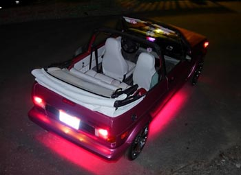 Lucky S Volkswagen Golf Mk1 Cabriolet Quot Kitty Quot