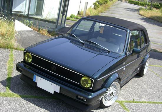 meiki 39 s 1992 volkswagen golf mk1 cabriolet classic line. Black Bedroom Furniture Sets. Home Design Ideas