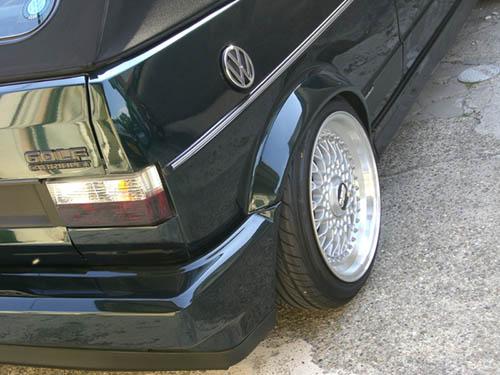 Meiki S 1992 Volkswagen Golf Mk1 Cabriolet Classic Line