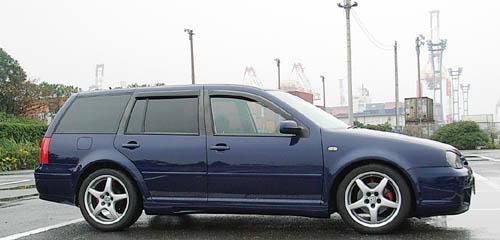 MK4 GOLF / Saku's 2002 Volkswagen Golf Mk4 Variant GLI