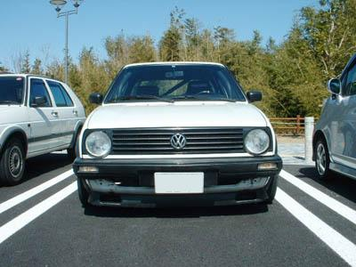 Setta S 1988 Volkswagen Golf Mk2 Gti 16v