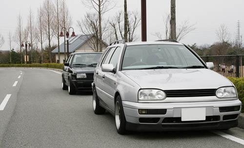 Volks Vw Golf Mk3