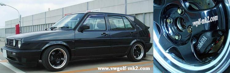 Vw Golf Mk2 Tuning. VW Golf Mk2 Enthusiast site